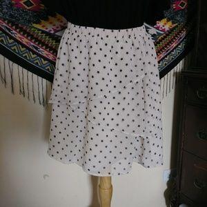 Star skirt.🍁